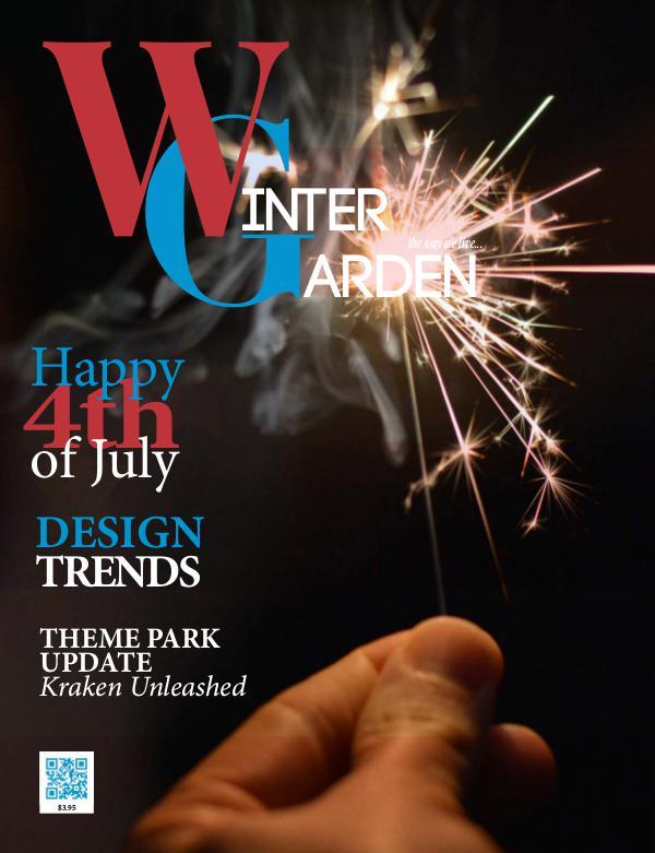 Winter Garden Magazine July 2017