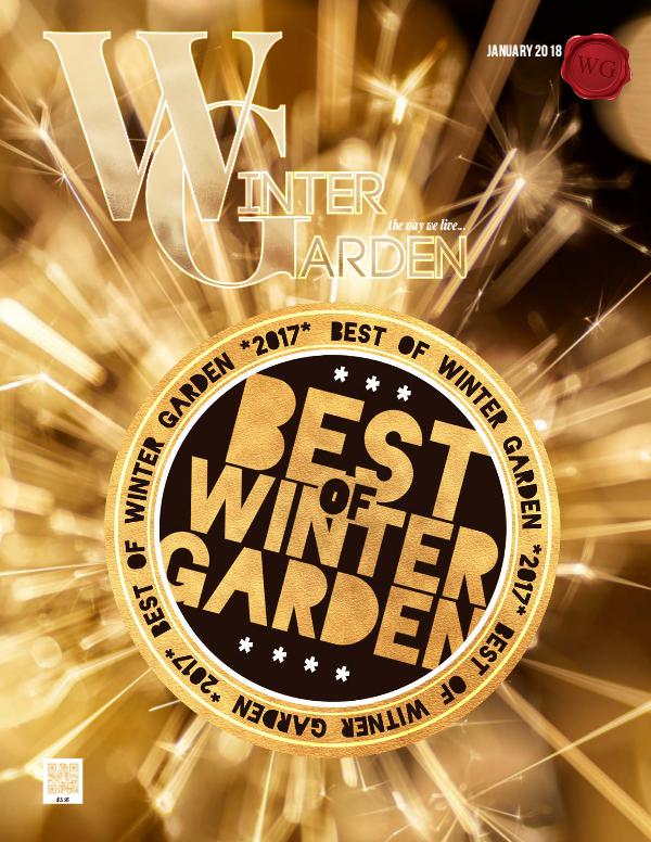 Winter Garden Magazine January 2018