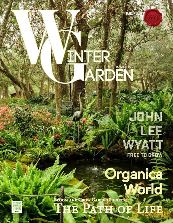 Winter Garden Magazine March 2018