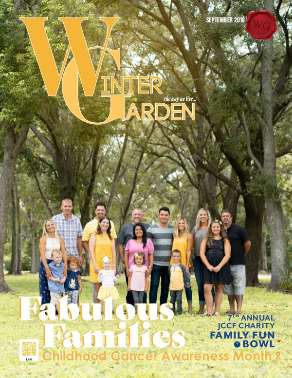 Winter Garden Magazine September 2018