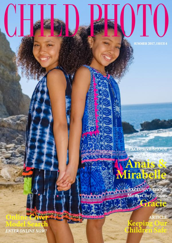 Child Photo Magazine Issue 04, Summer 2017