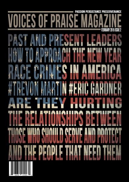 Voices Of Praise Magazine February 2015