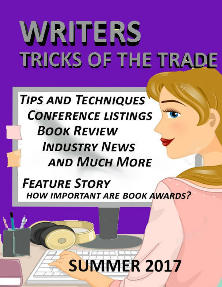 Writers Tricks of the Trade VOLUME 7, ISSUE 3