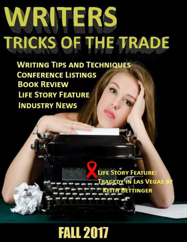 Writers Tricks of the Trade ISSUE 3, VOLUME 7