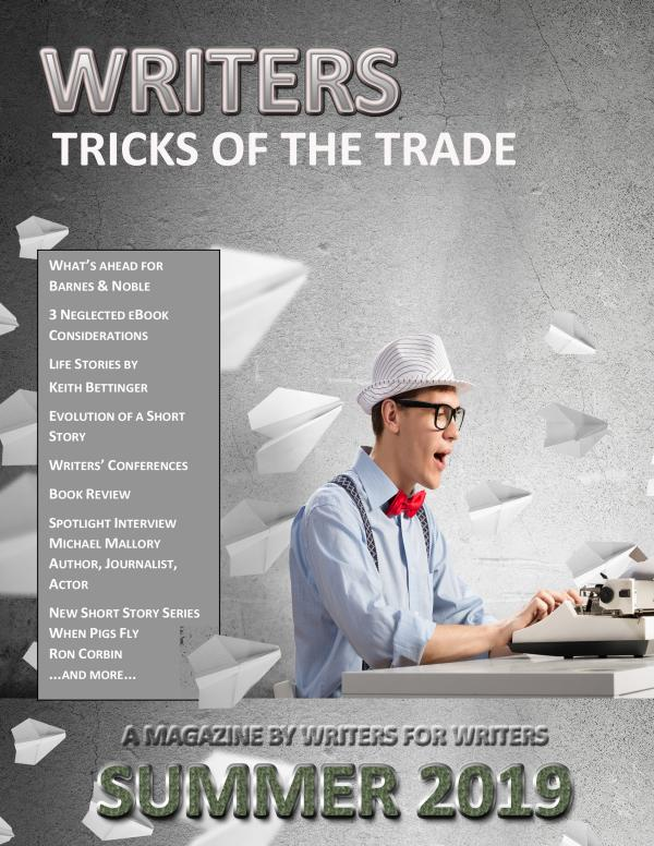 Writers Tricks of the Trade Issue 2 Volume 9