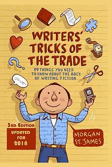 Excerpts from Writers Tricks of the Trade: 39 Things You Need to Know