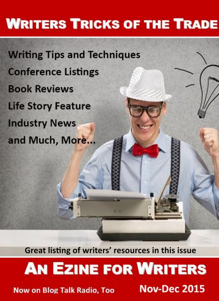 Writers Tricks of the Trade Volume 5, Issue 6