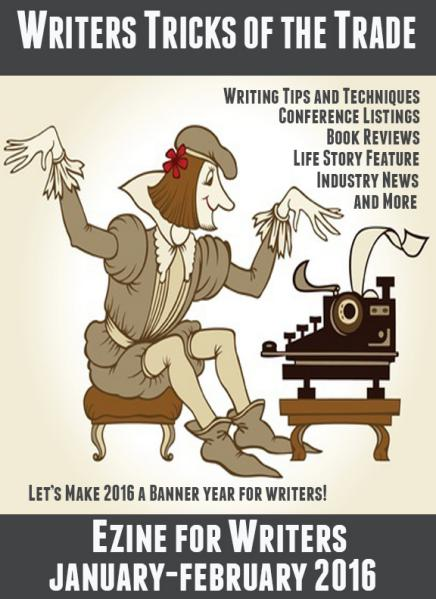 Writers Tricks of the Trade Vol. 6 Issue 1