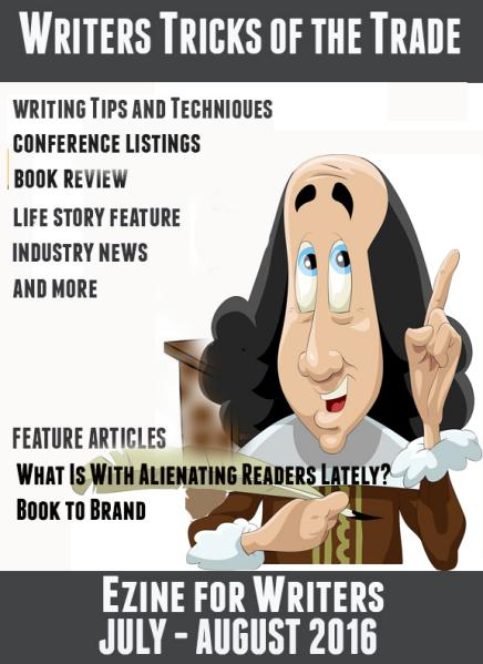 Writers Tricks of the Trade Volume 6 Issue 4