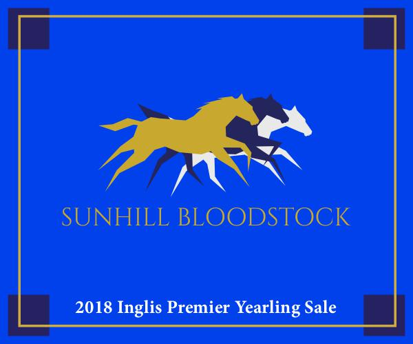 Sunhill Bloodstock: 2018 Inglis Premier Yearling Sale 2018 Sunhill Bloodstock Inglis Premier