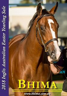 2018 Easter Yearling Sale - Bhima