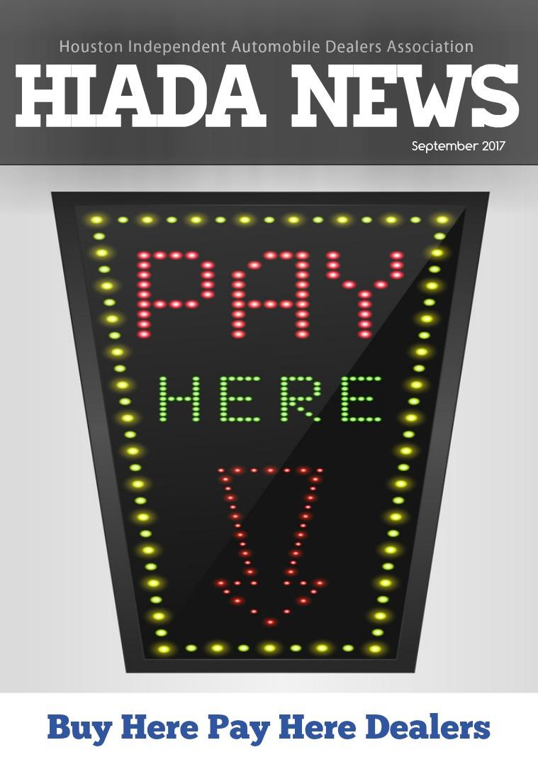 September Issue: BHPH Dealers