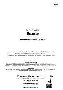 Simon Wills: Bujole