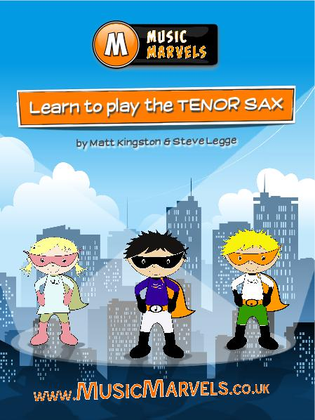 Music Marvels - Learn to Play Tenor Sax