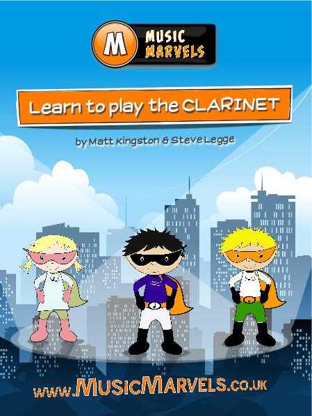 Music Marvels - Learn to Play Clarinet