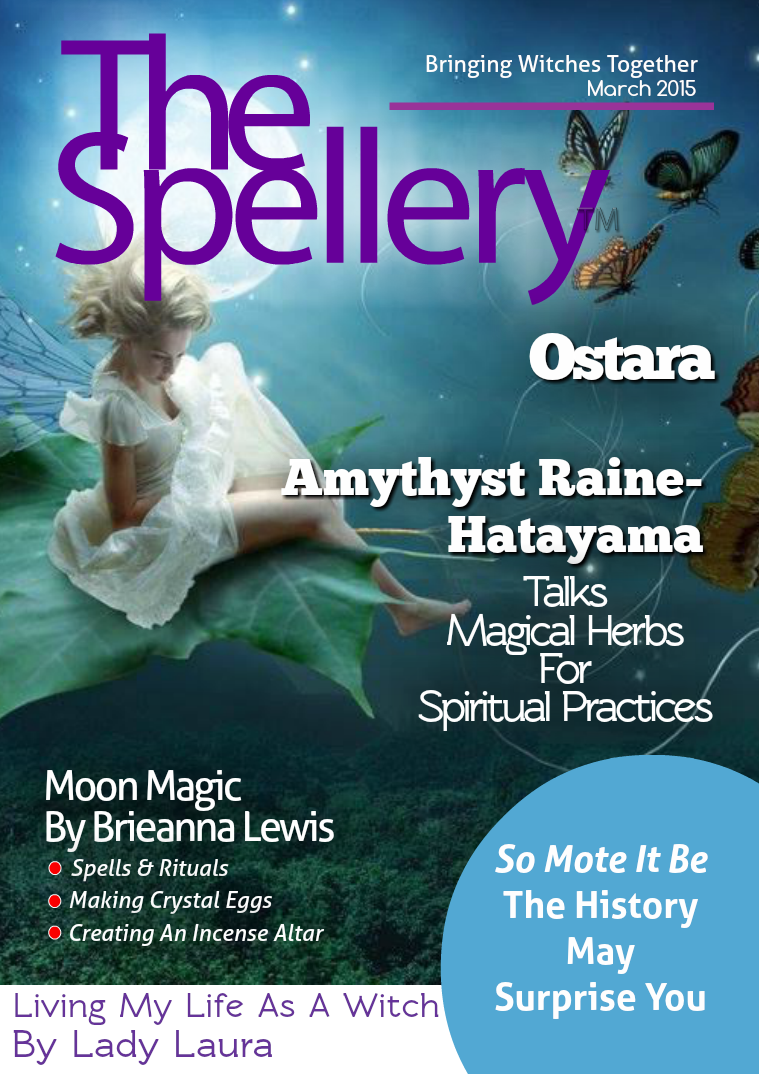 The Spellery March 2015 Volume 1 Issue 1