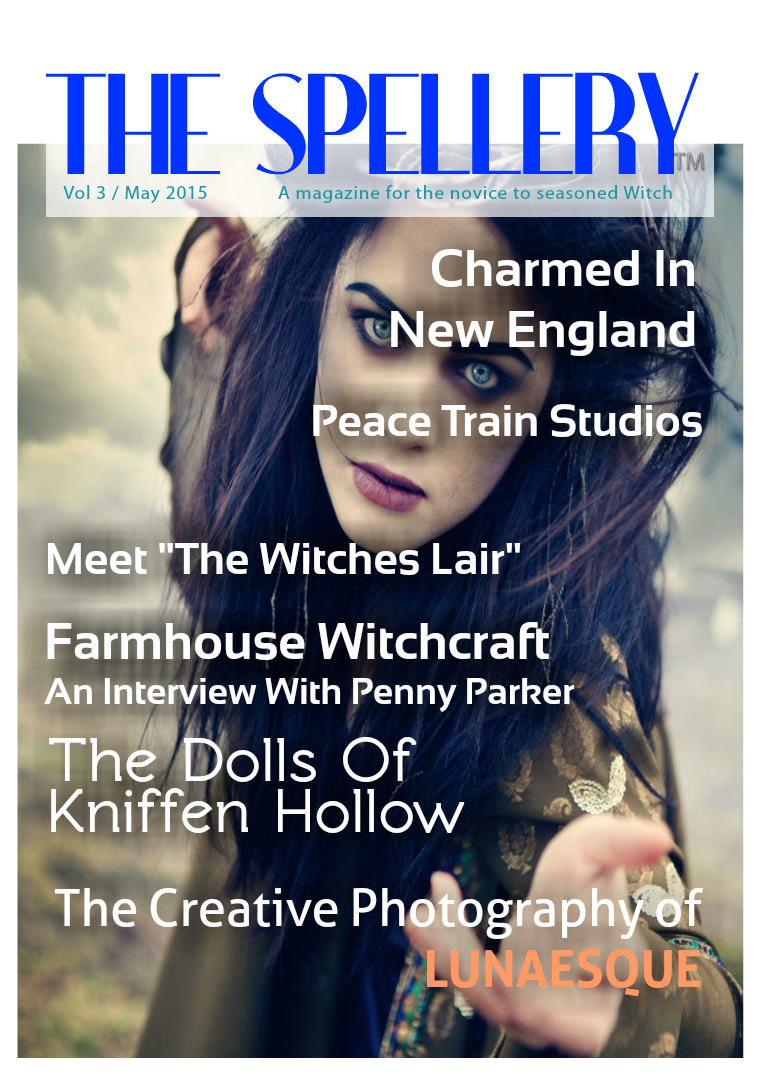 The Spellery Vol 3 May 2015