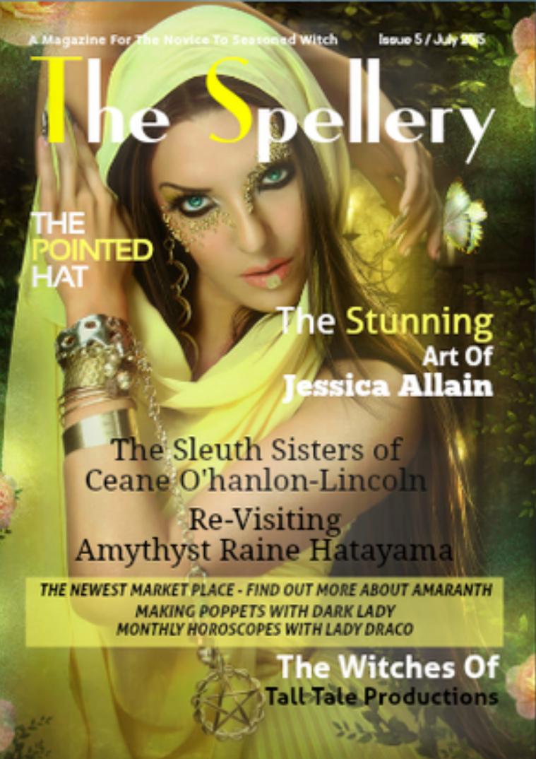 The Spellery Vol 5 July 2015