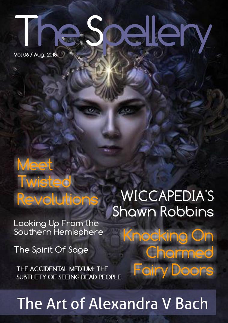 The Spellery Vol 6 August 2015