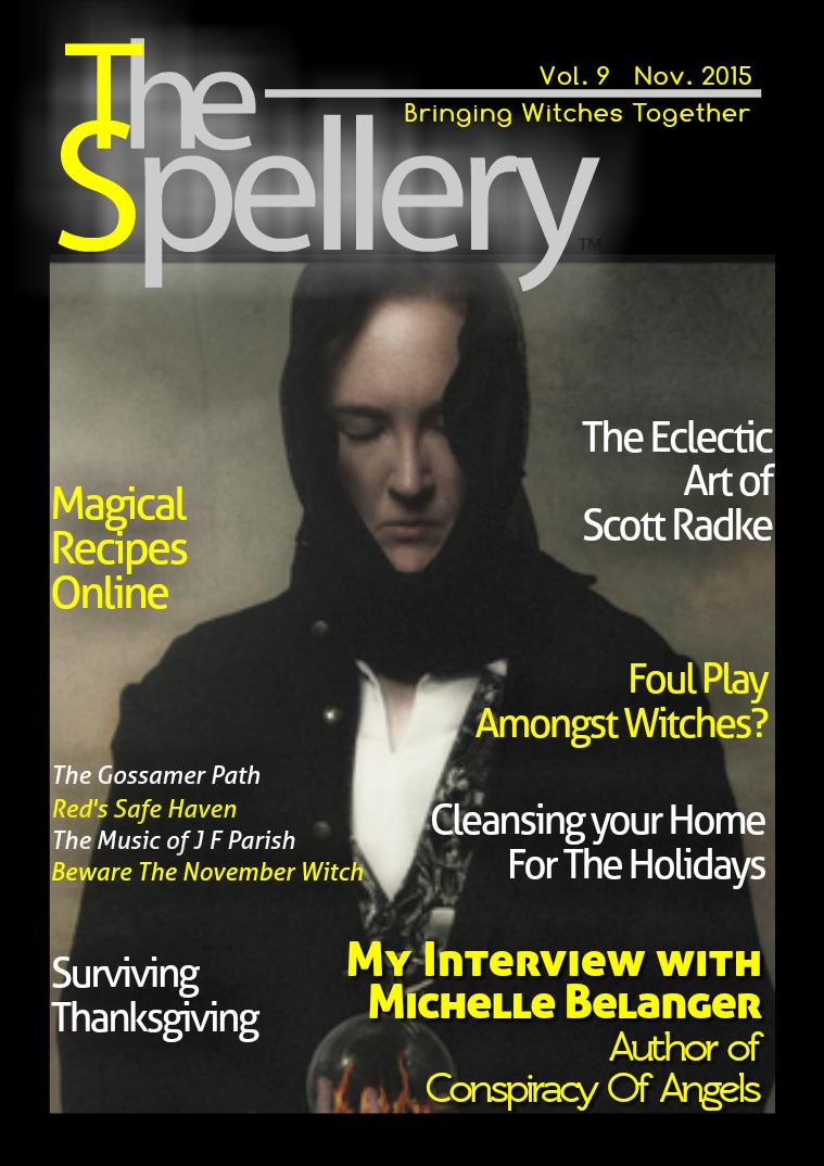 The Spellery Vol 9  Nov. 2015