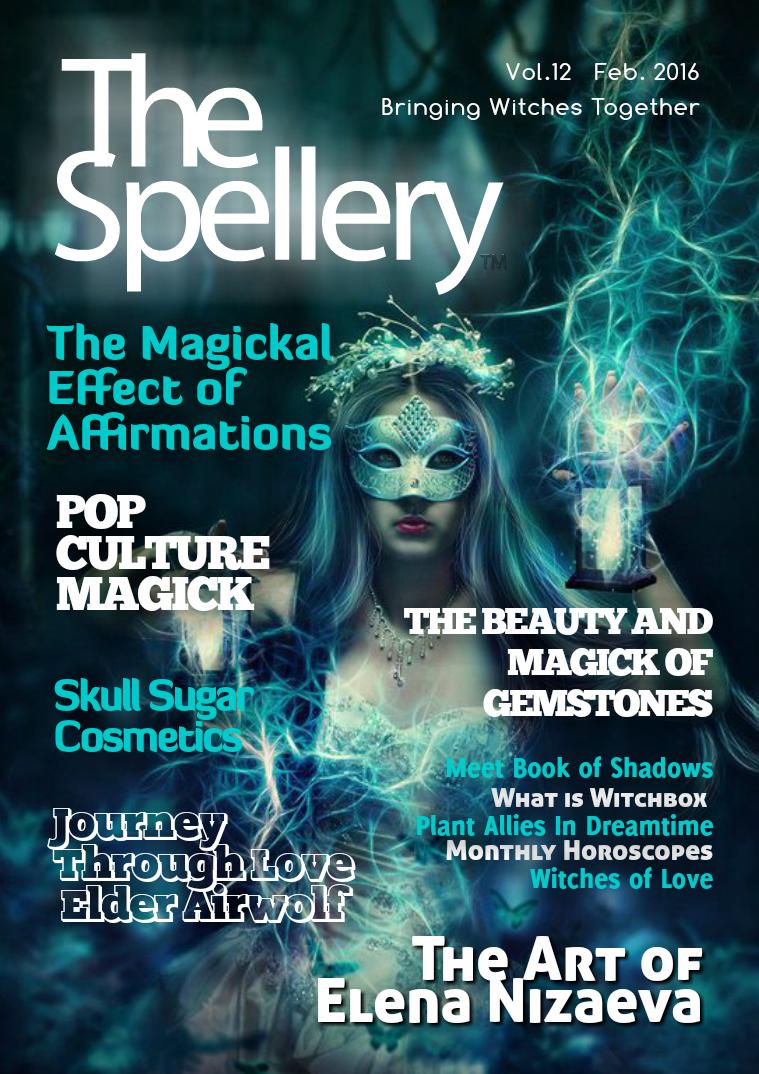 The Spellery Vol 12 Feb. 2016