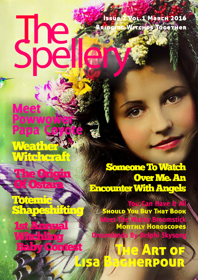 Issue 2 Vol 1  March 2016