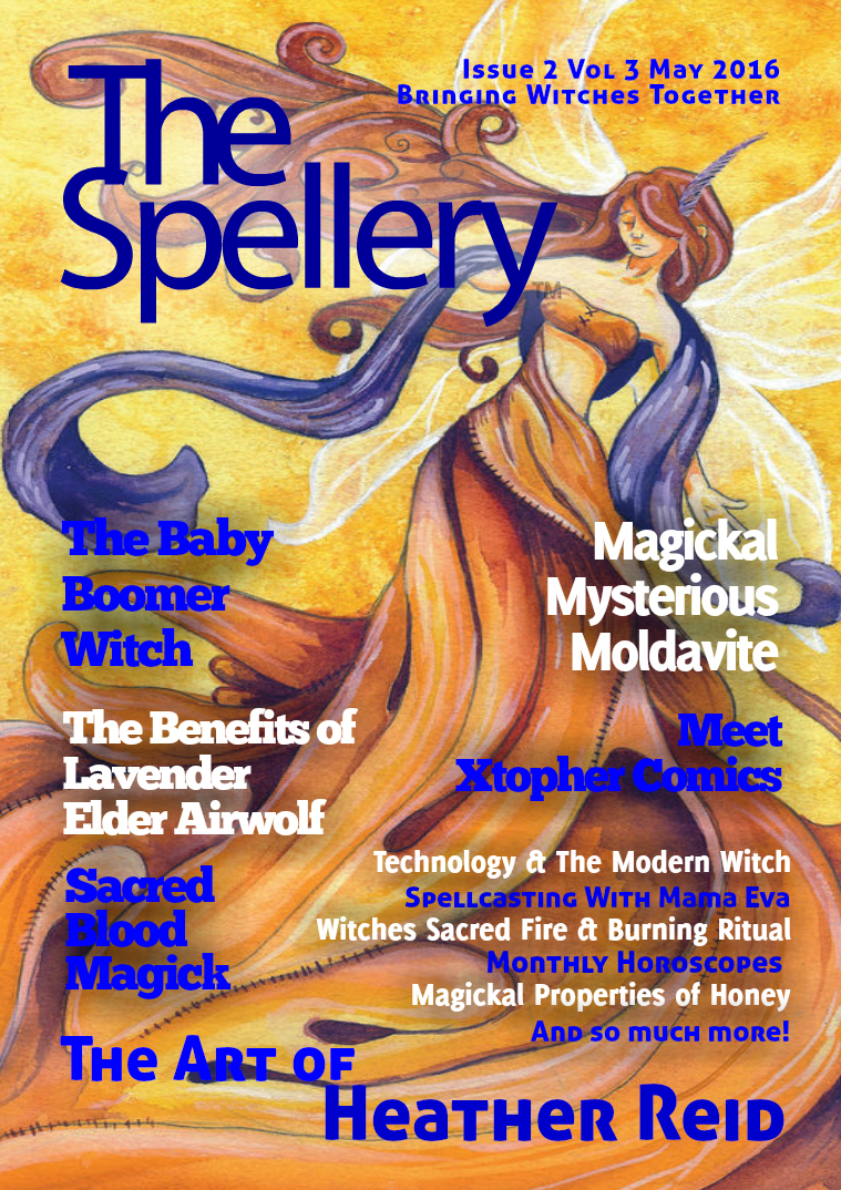 The Spellery Issue 2 Vol 3 May 2016
