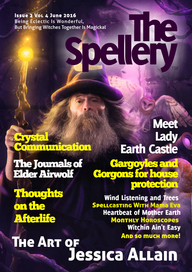 The Spellery Issue 2 Vol 4 June 2016