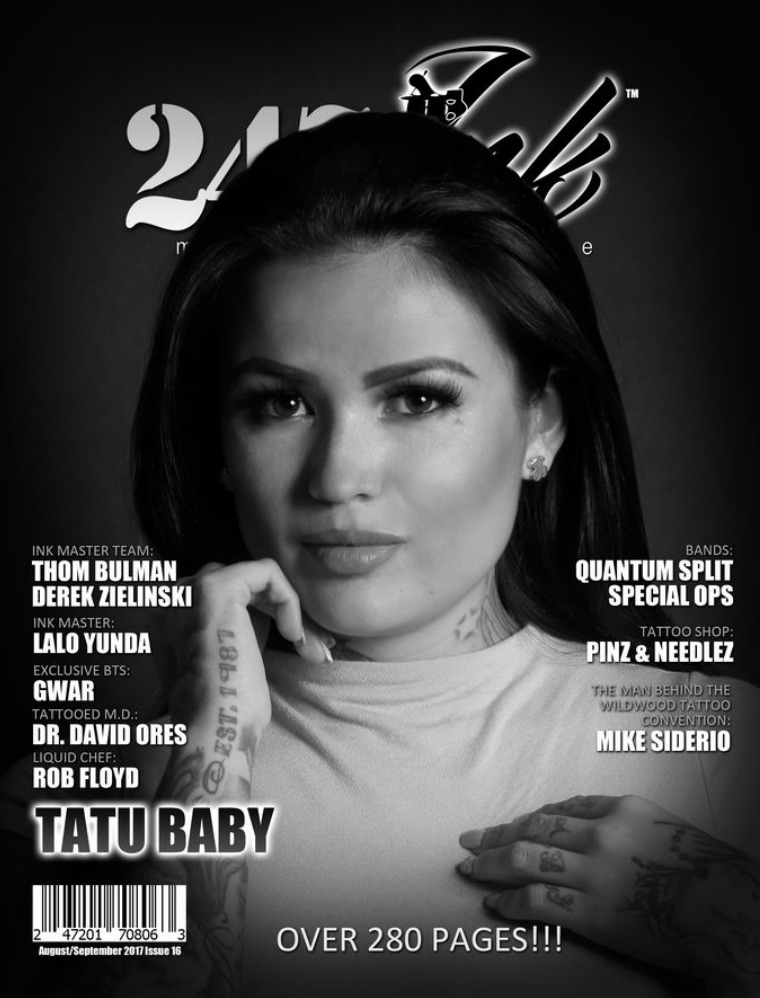 247 Ink Magazine (August/September) 2017 Issue#16