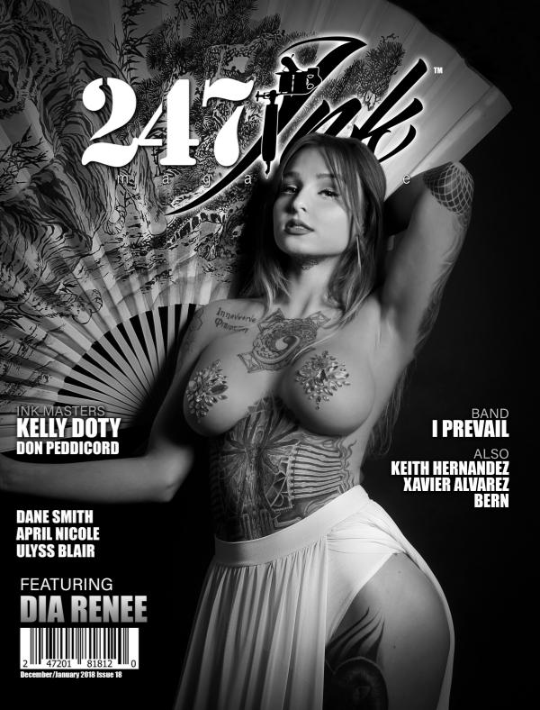247 Ink Magazine (December/January) 2018 Issue#18