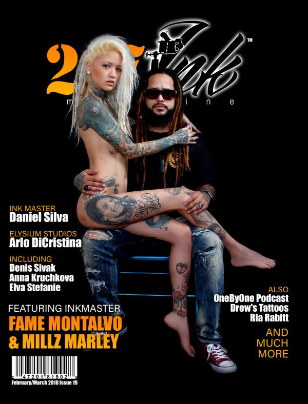 247 Ink Magazine (February/March) 2018 Issue#19