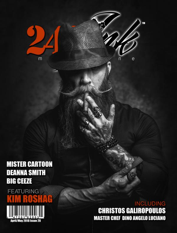 247 Ink Magazine (April/May) 2018 Issue#20