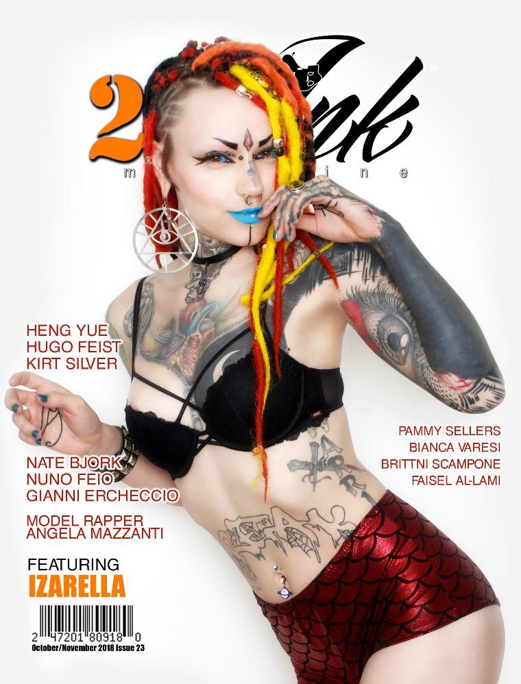 (October/November) 2018 Issue #23