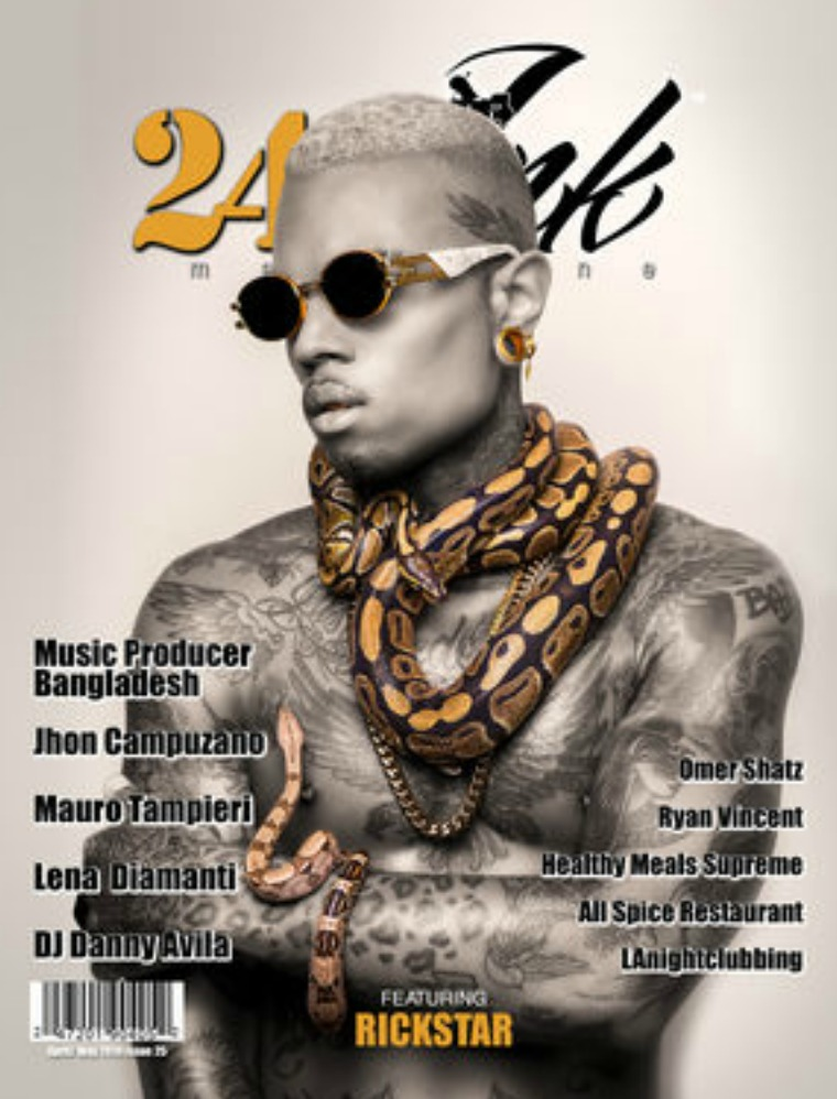247 Ink Magazine (April/May) 2019 Issue #26