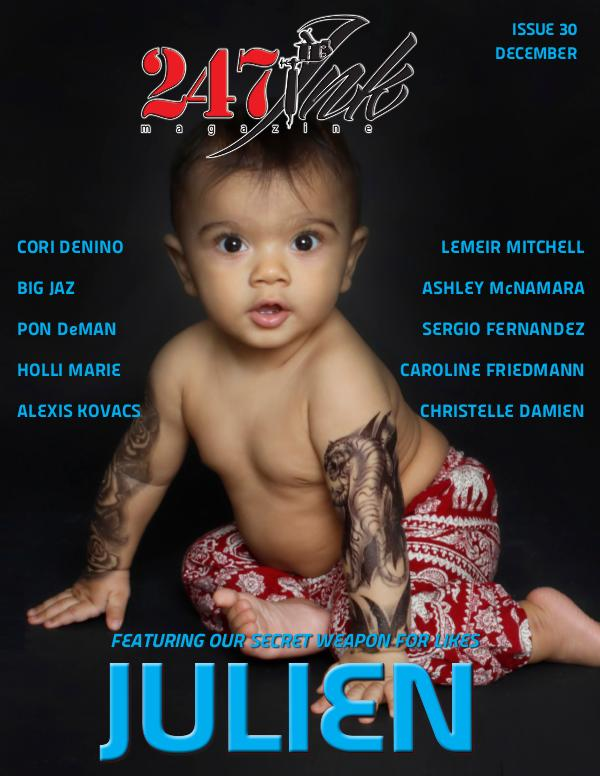247 Ink Magazine (December/January) 2019 Issue #30