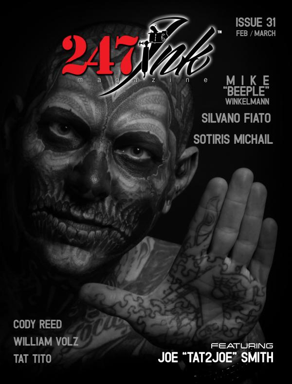 247 Ink Magazine (February/March) 2020 Issue #31