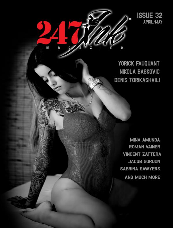 247 Ink Magazine (April/May) 2020 Issue #32