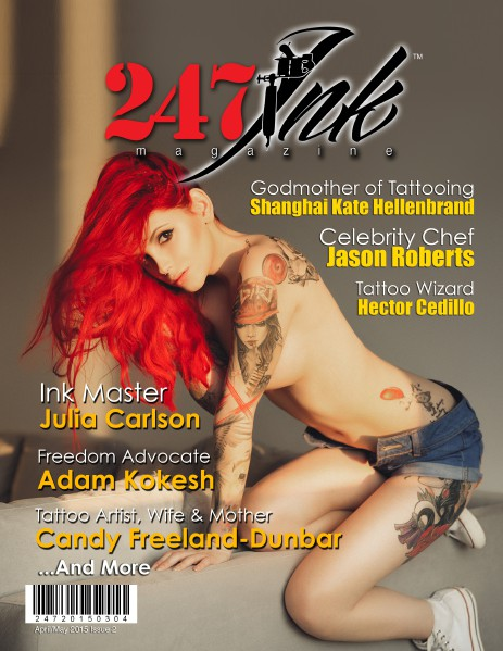 (April/May) 2015 Issue #2
