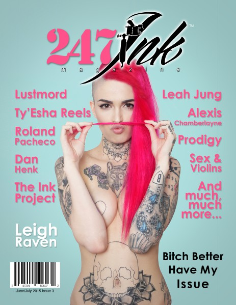 (June/July) 2015 Issue #3