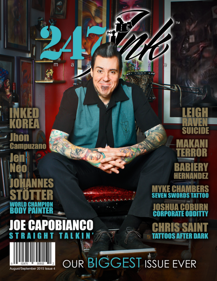 247 Ink Magazine (August/September) 2015 Issue #4