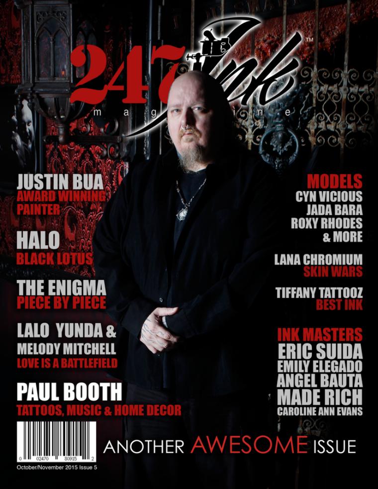 (October/November) 2015 Issue #5