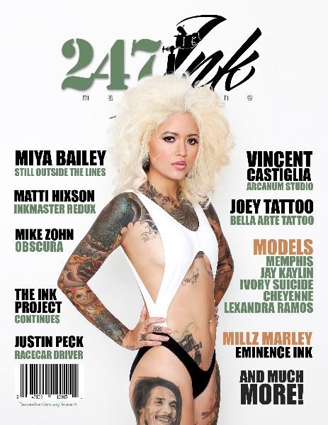 247 Ink Magazine (December/January) 2015-2016 Issue #6