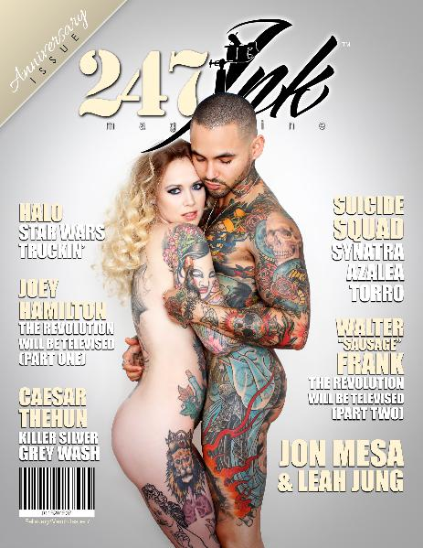 247 Ink Magazine (February/March) 2016 Issue #7 | Joomag Newsstand