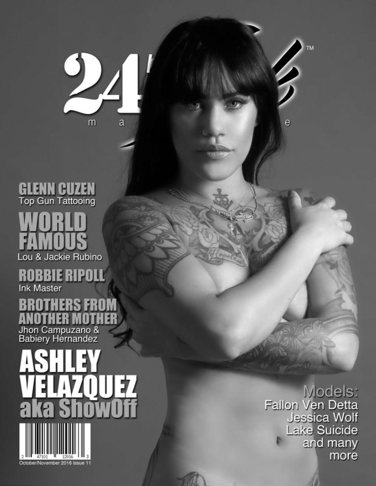 (October/November) 2016 Issue#11
