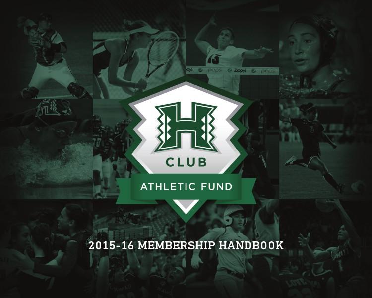 H Club Athletic Fund 2015-16 Guide 2015-16