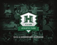 H Club Athletic Fund 2015-16 Guide