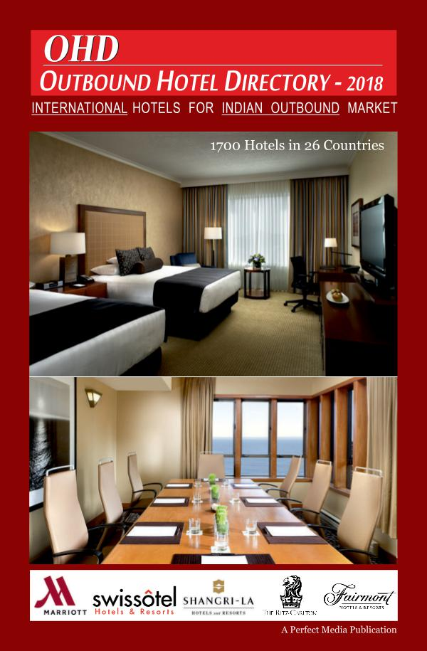OHD-Outbound Hotel Directory 2018 OHD-Outbound Hotel Directory 2018
