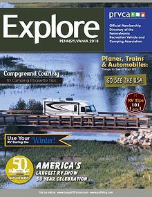 PRVCA Explore Magazine 2018