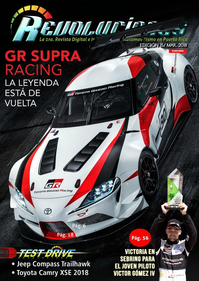 Revista Revoluciones Edición 15 ¡GRATIS!