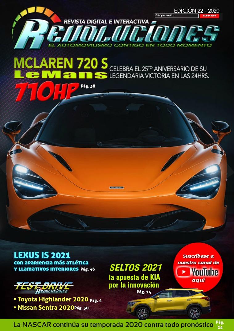Revista Digital Revoluciones Edición 22